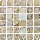Tim Holtz Idea-Ology Surfaces - Paper Stash 12x12 - Wallflower