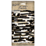 Metallic Sticker Book - Tim Holtz Idea-Ology stickers