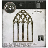 Cathedral Window ... Bigz Die Cutting Template by Tim Holtz and Sizzix (no. 664974)