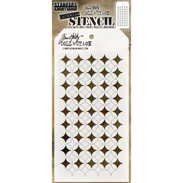 Shifter Burst Stencil by Tim Holtz