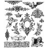 overview of Urban Elements by Tim Holtz