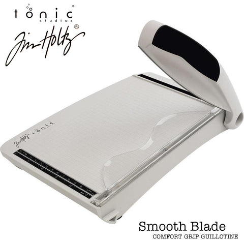 Tim Holtz Smooth Blade Trimmer Guillotine Tonic Studio at ARt by Jenny in Australia
