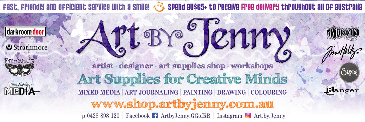 Art by Jenny Online Shop