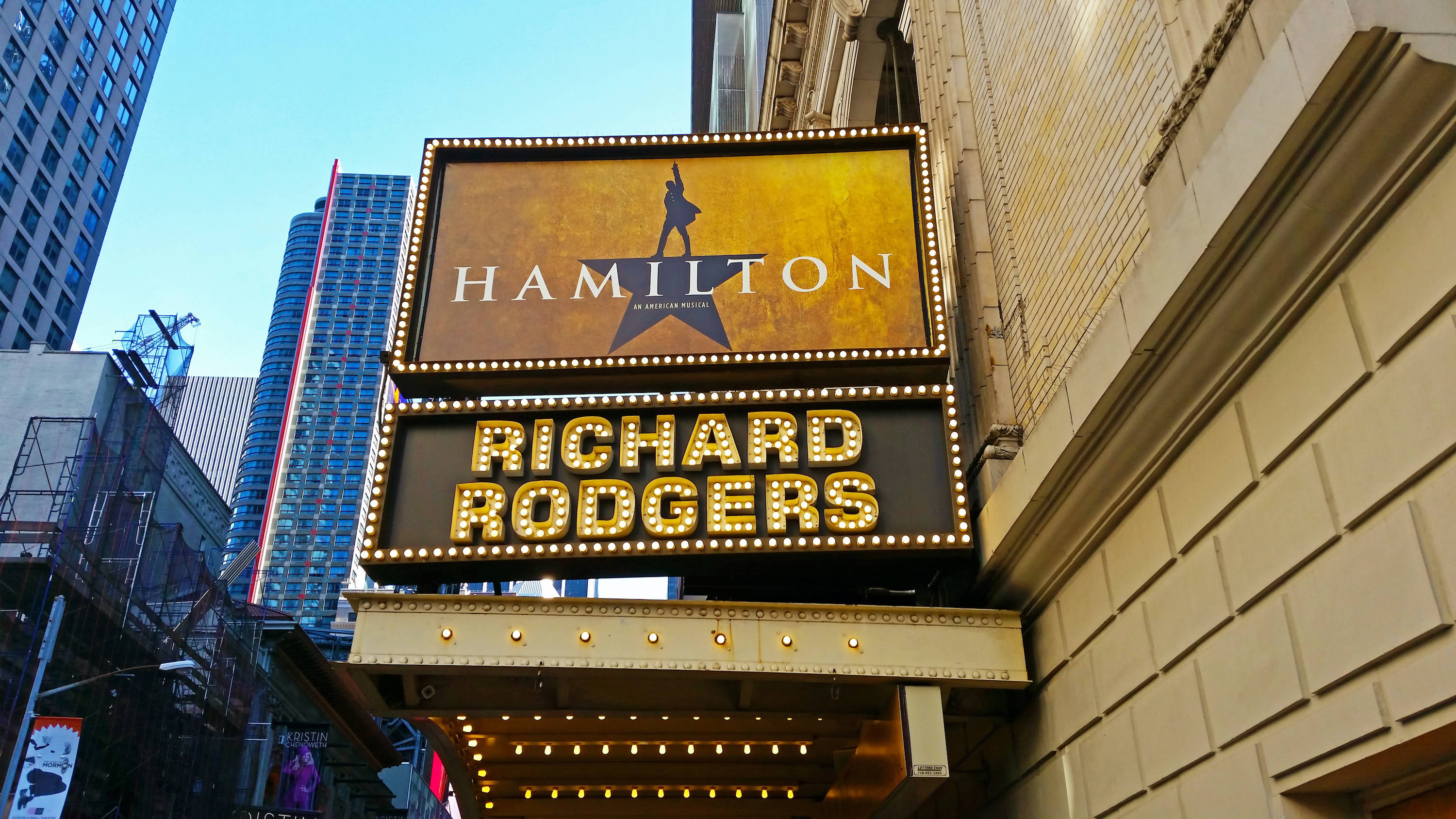Virtual Hangout with the Stars of Hamilton