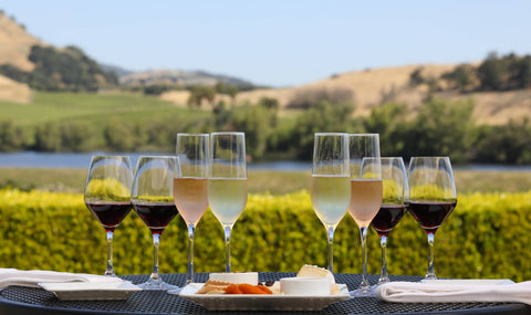 Napa Valley Wine Tasting & Vineyard Tour