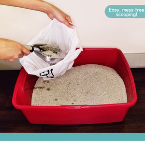 Cat Litter Waste Bags - 120 Count