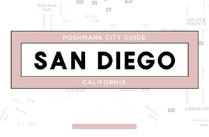 poshmark | city guide SD