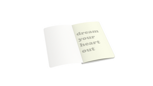 these dreams belong to notebook
