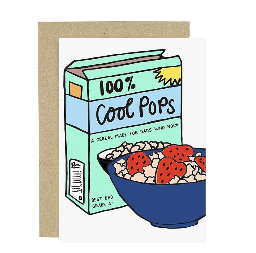 cool pops card