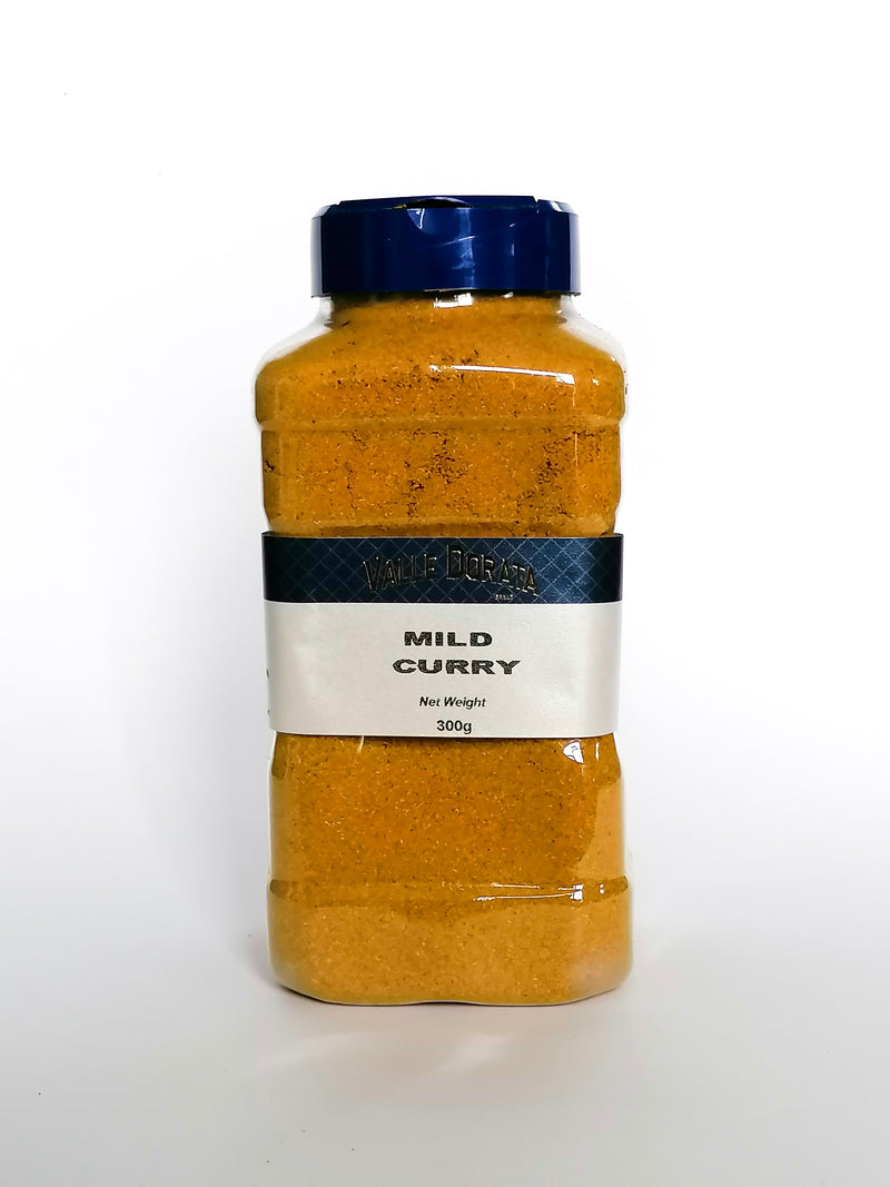 Valle Dorata - Mild Curry 250g - The online warehouse