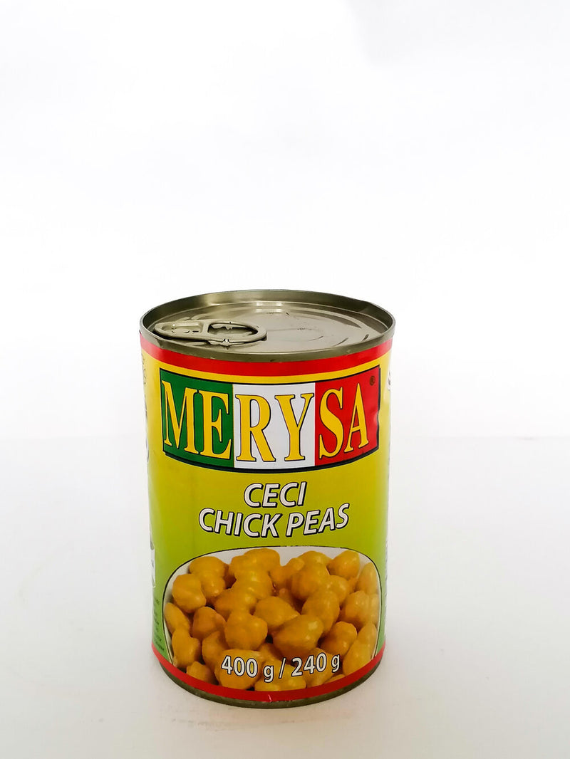 Merysa - Chick Peas  400g - The online warehouse