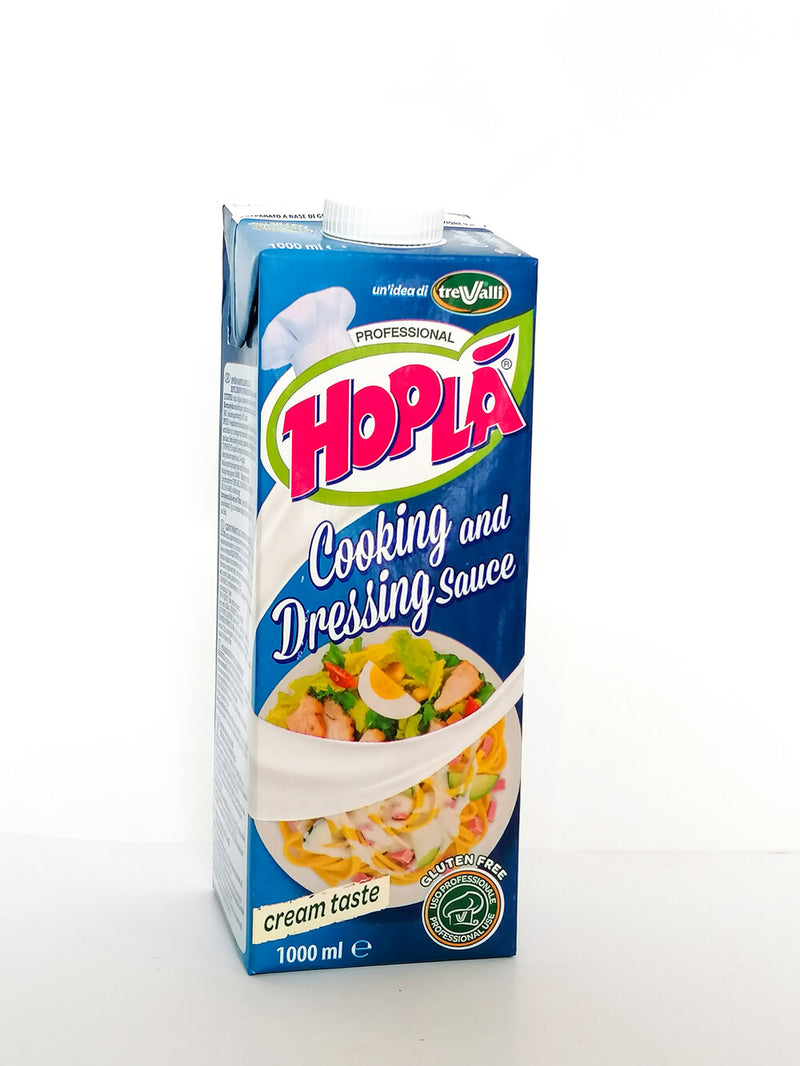 Hopla - Cooking Cream    1lt - The online warehouse