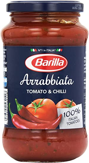 Barilla - Arrabbiata Sauce 400g - The online warehouse