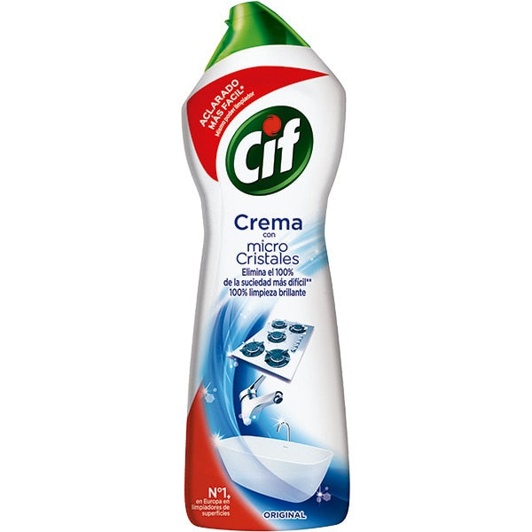 Cif Surface Cleaner Original 750ml - The online warehouse