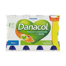 Danone -  DANACOL Bianco        8x100ml - The online warehouse