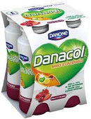 Danone -  Danacol 1.1% Fr. Rossi 4x100g - The online warehouse
