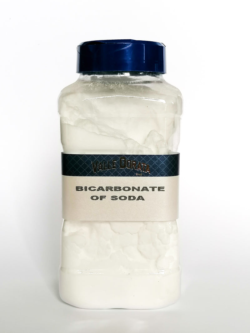 Valle Dorata - Bicarbonate Of Soda 500g - The online warehouse