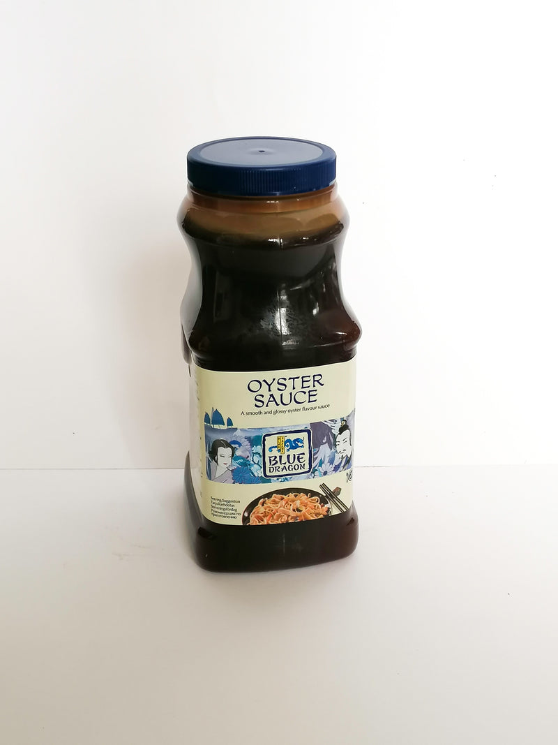 Blue Dragon Oyster Sauce 1lt - The online warehouse