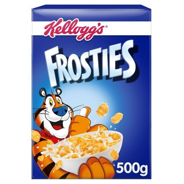 Kelloggs frosties 500g - The online warehouse