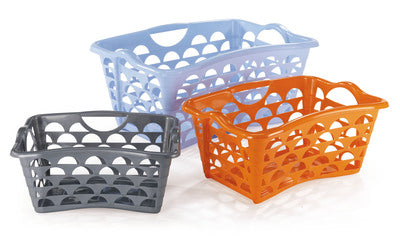 Rectangle Laundry Basket 40Lt - The online warehouse