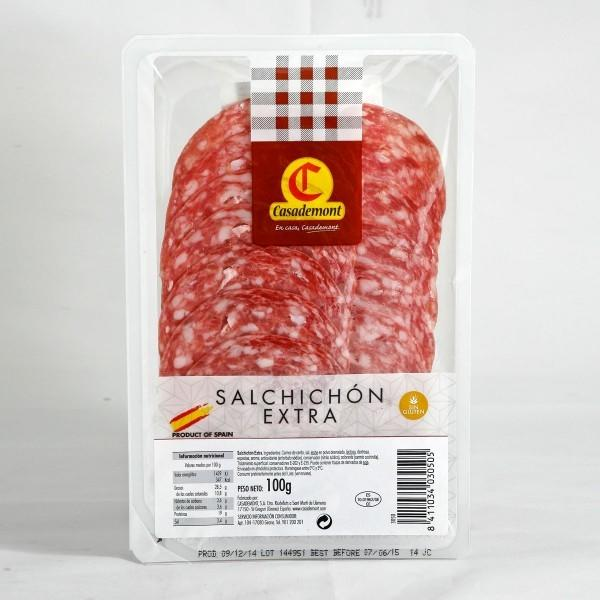 Casademont - Salchichion Extra - The online warehouse