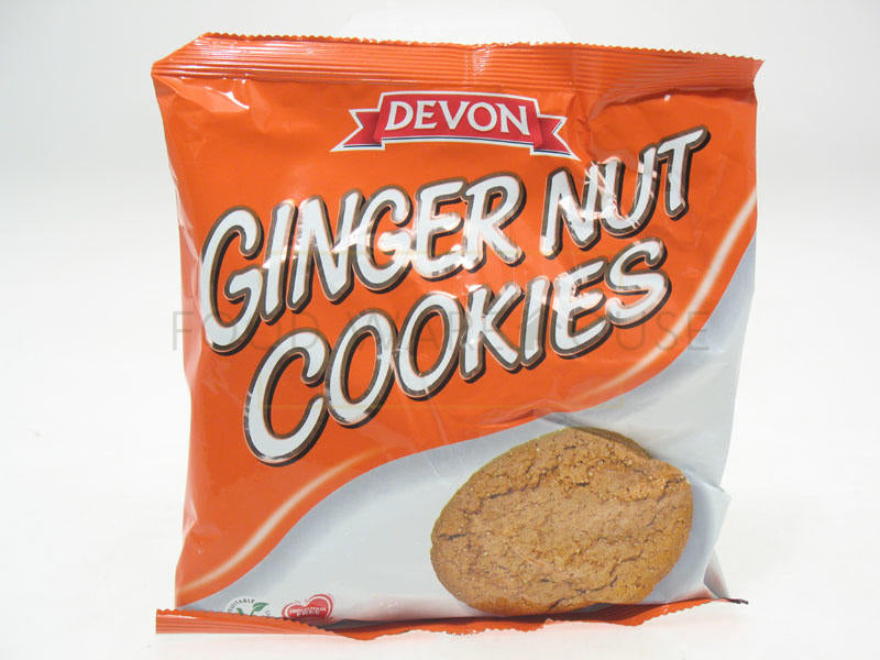 Devon-Ginger Nut Cookies - The online warehouse