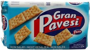 Pavesi - Cracker Unsalted 250g - The online warehouse