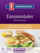 Emborg - Sliced Emmental - The online warehouse
