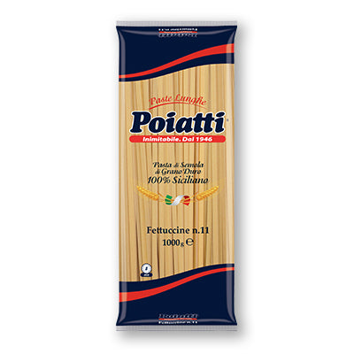 Poiatti - Fettuccine   1kg                  No 11 - The online warehouse
