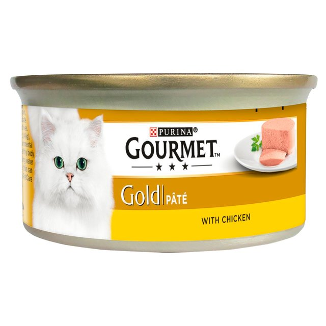 Purina Gourmet gold Chicken Paste 85g - The online warehouse