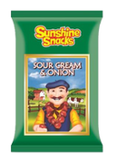 Sunshine Snacks - Sour Cream 25g - The online warehouse