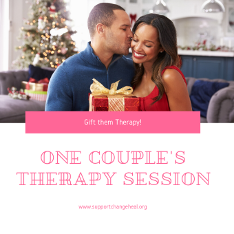Gift Voucher - Couple's Therapy Session