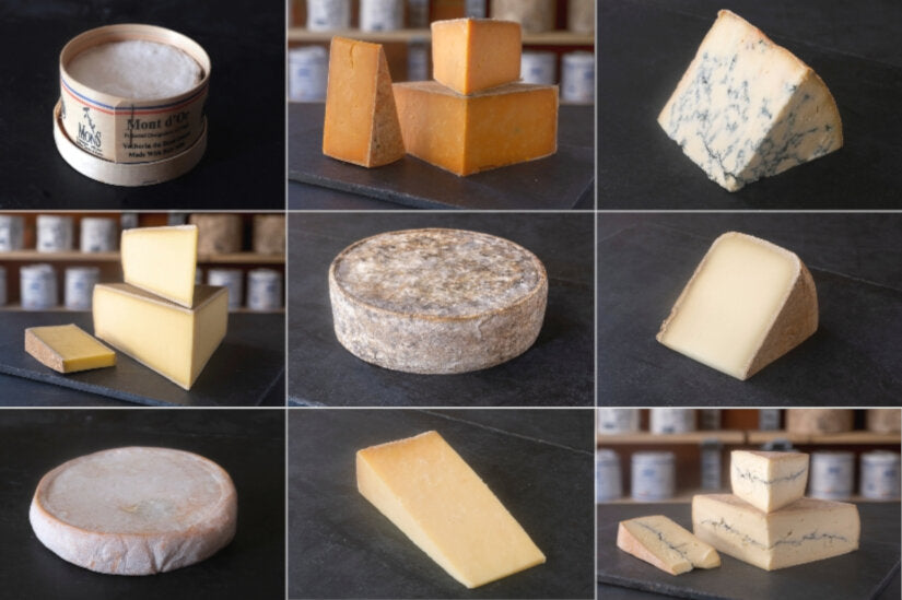 Cheese of the Month Subscription