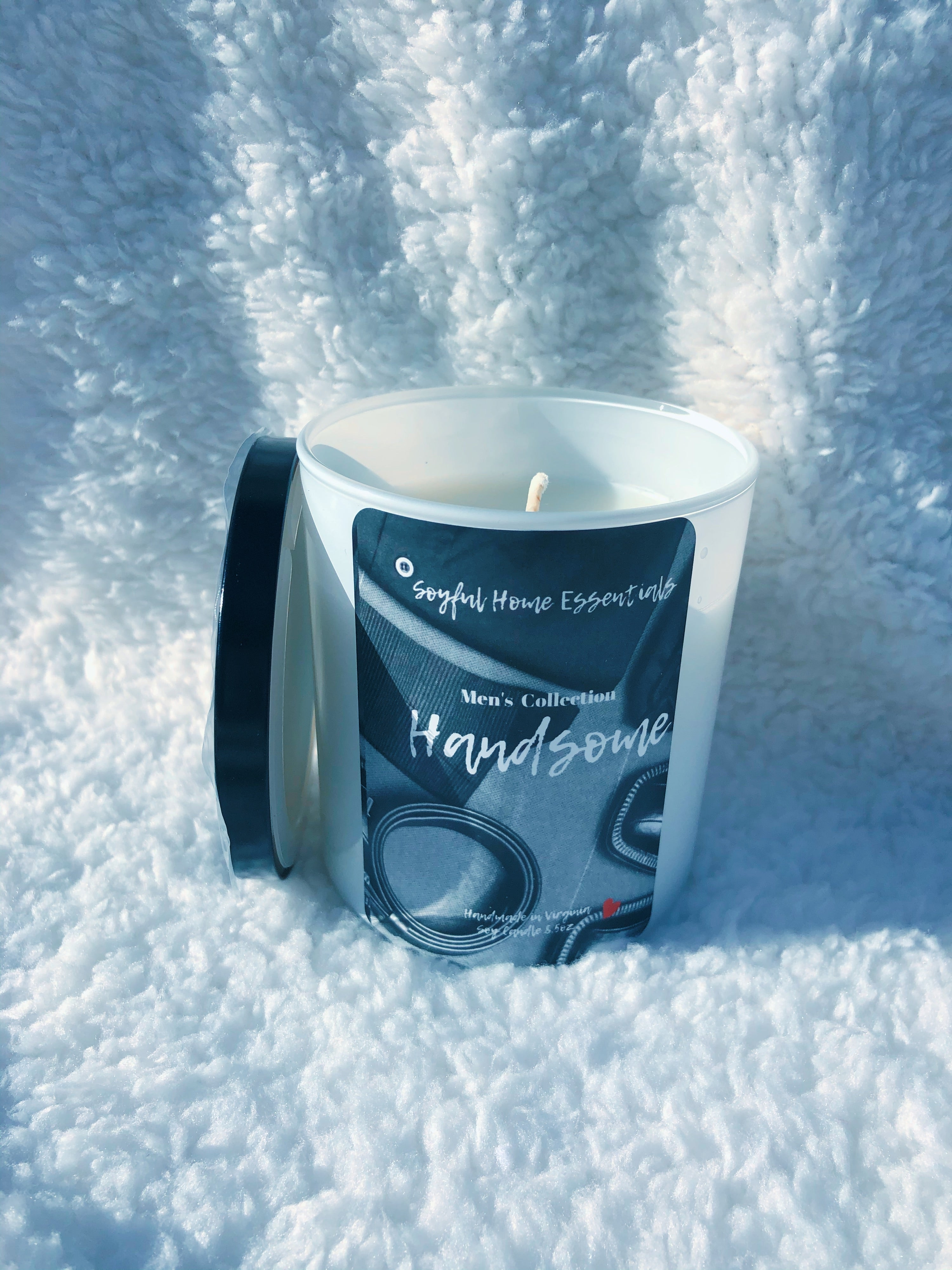 Handsome Candle