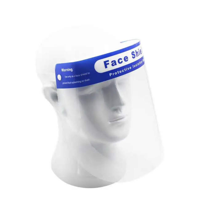 Face Shields (24 Per Case - £2.85 per shield)