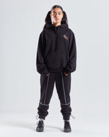 Worldwide Revolution Hoodie - Black