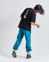 HAUS Party Track Pants - Petrol