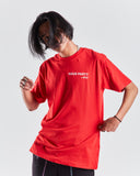 HAUS Party by acia T-shirt - Red