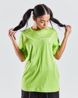 HAUS Party by acia T-shirt - Lime