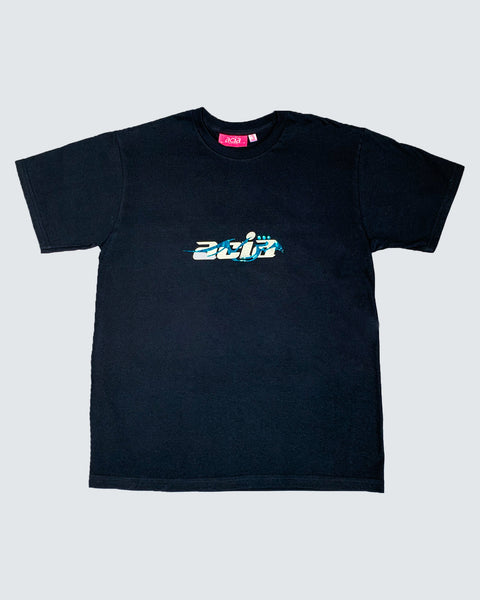 *24 hours only* Chrome Slice T-shirt - Black