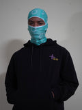 Monogram Multifunction Ski Mask