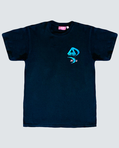 *24 hours only* Double Logo T-shirt - Black