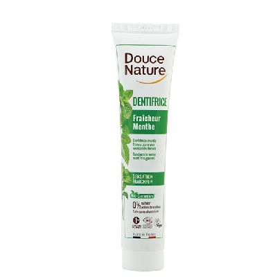 Dentifrice Haleine Fraiche 75 Ml Douce Nature
