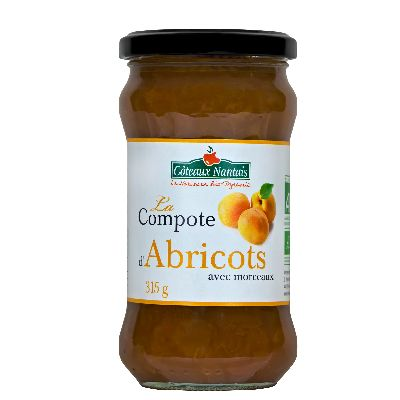Compote Abricots 315g
