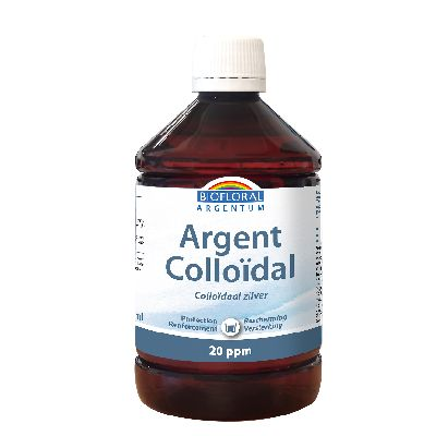 Argent Colloidal** 500 Ml