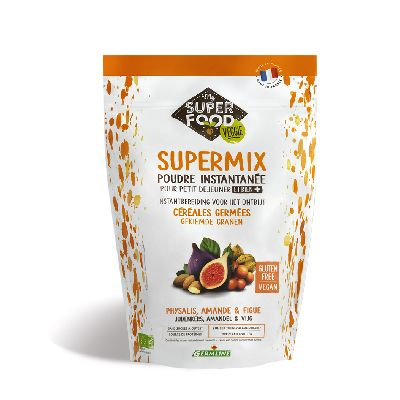 Super Mix Physalis Amande Figue 350 G Germline