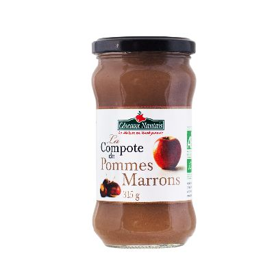 Compote Pommes Marrons 315g