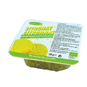 Cubes Ecorces Citron 100g