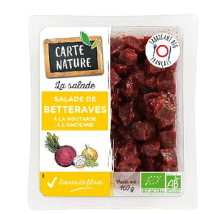 Salade Betteraves 160g Carte Nature