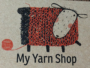 Gift Cards - My Yarn Shop